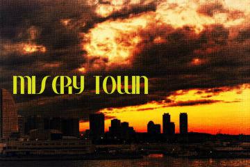 YOKOHAMA-MISERY TOWN