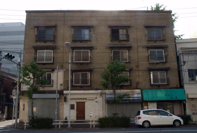 同潤会_上野下アパート
