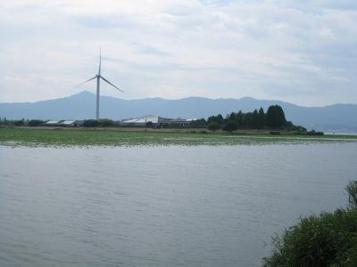 琵琶湖畔 001