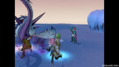ジャスラン、しょーへ、アストレイと水竜ギルギッシュをはじめて倒した!