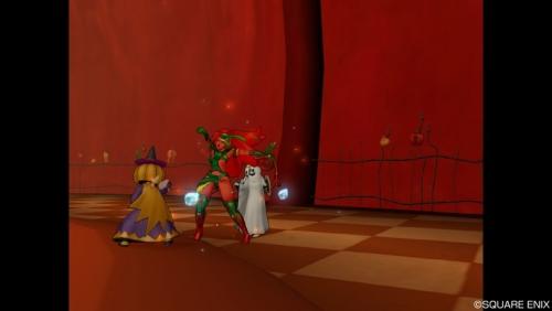 【クエスト】「お菓子の国は大騒ぎ!」ショーク、しょーへと魔女ハバネロをはじめて倒した!