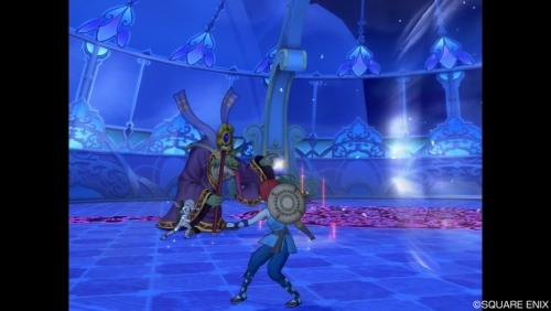 しょーへと魔軍師イッドをはじめて倒した!