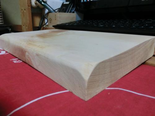 ヒノキの板2
