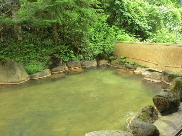 濁河市営露天風呂2