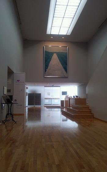 東山魁夷記念館2
