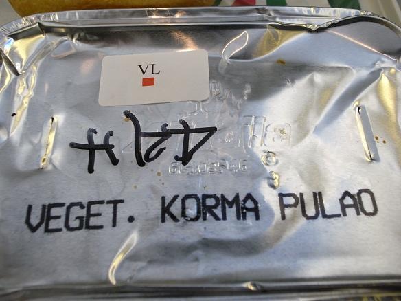 vegi dinner pack