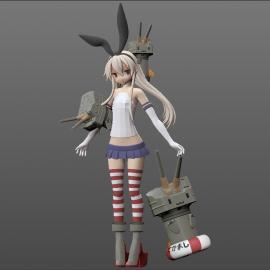 島風型駆逐艦 島風ちゃん 6