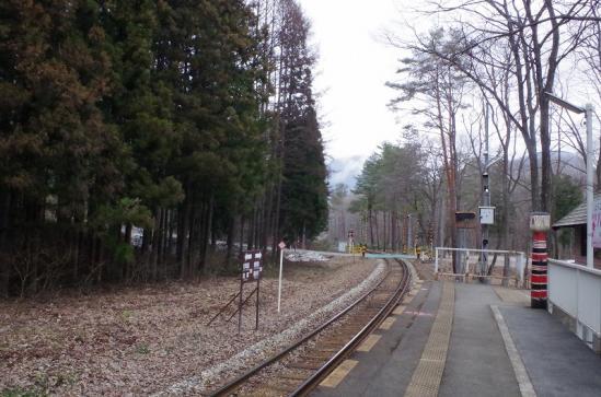 塔のへつり駅 2