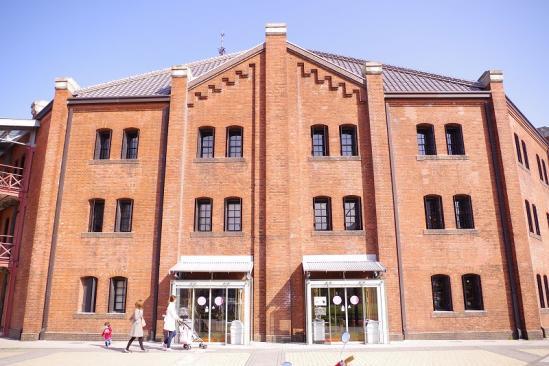 赤レンガ倉庫 3