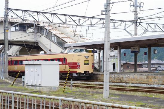 和田山駅 6