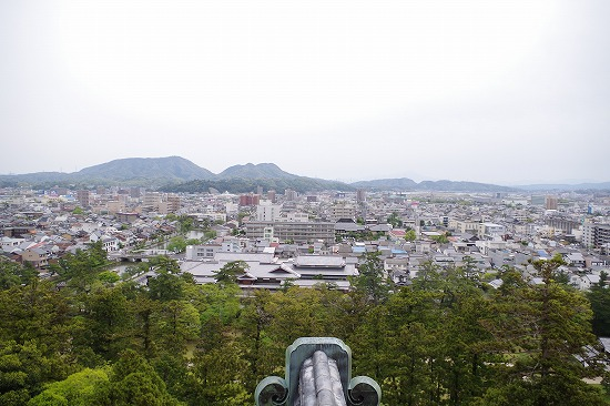 松江城 5