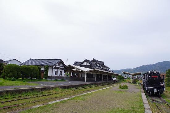 大社駅 6