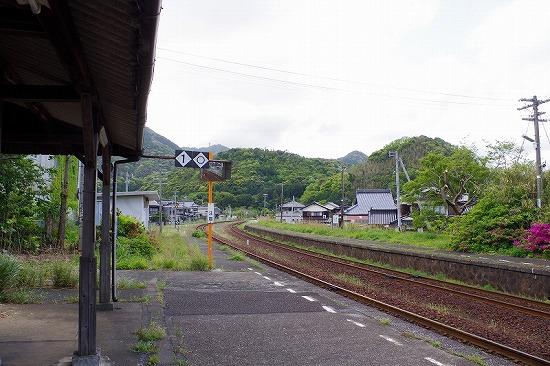 三見駅 2