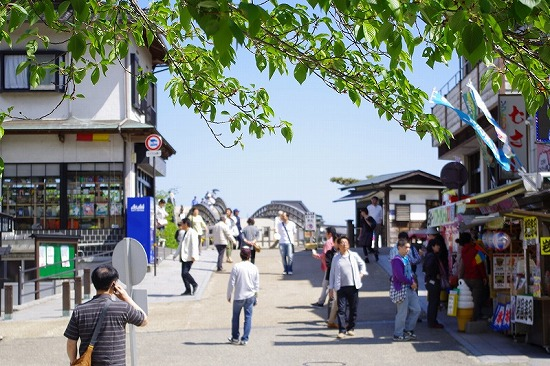 錦帯橋 6