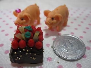 1円チョコケーキ 1