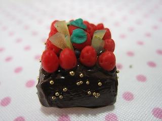 1円チョコケーキ2