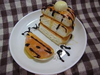 ホットケーキスマホスタンド3