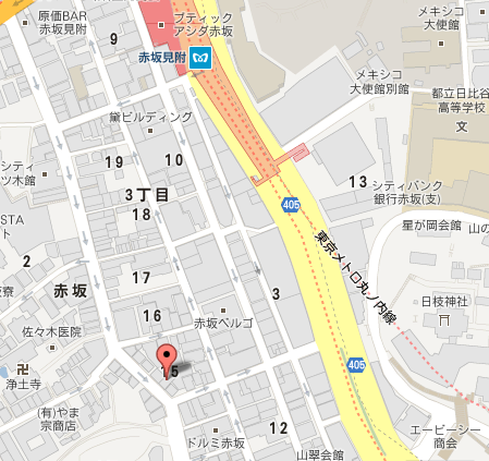 F's Deli 地図