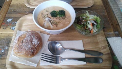 ベリーベリースープ 料理写真