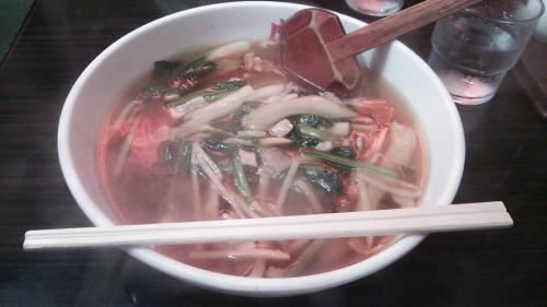 セロリー麺