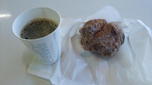 クラップフェンとコーヒー