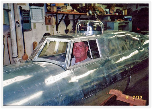Bally-B-17-Trying-Cockpit-On-For-Size-In-Shop.jpg
