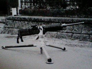 九二式重機関銃(フルスクラッチ)