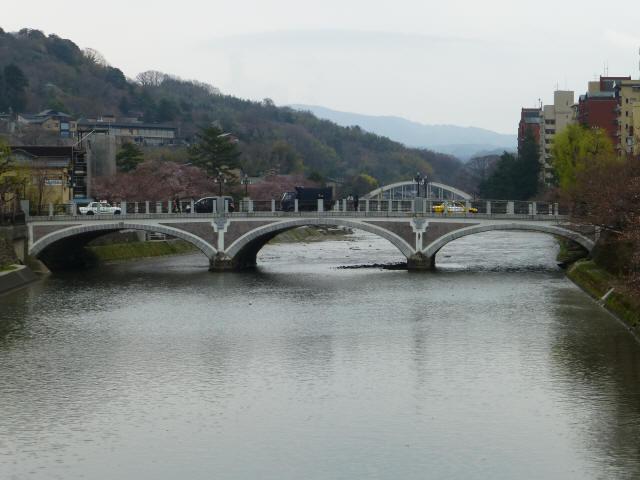 浅野川大橋13