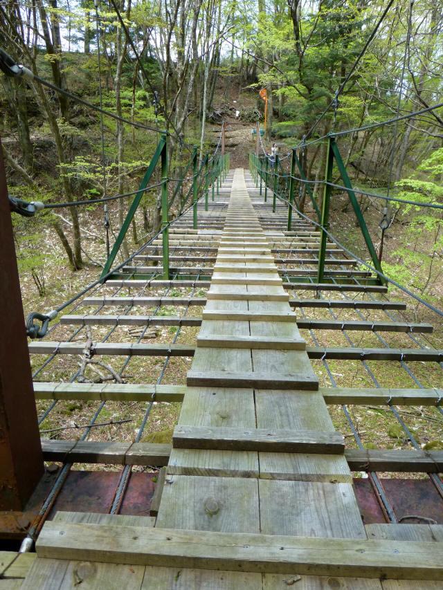 もみじの吊橋7