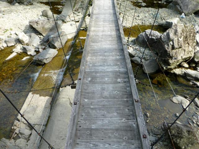 夏焼吊橋7