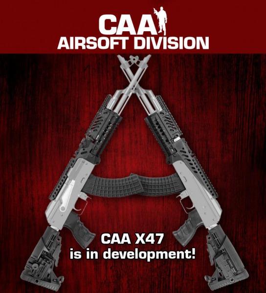 CAA X47