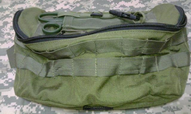 タクティカルテイラーFIRST RESPONDER BAG1