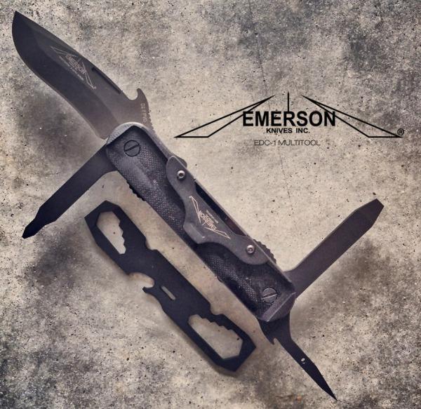 エマーソンEDC-1マルチツール1