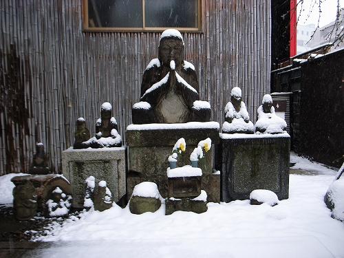 成願寺石仏