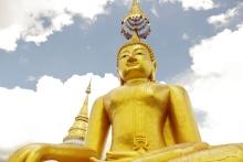 タイ雑貨通販 泰国屋(たいこくや) タイ王国出張旅行ブログチェンマイ・ジャイアント仏陀ブッダ仏像写真01