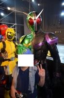 仮面ライダーWと仮面ライダーアクセル130921