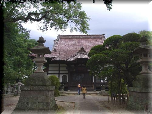 十念寺 本堂