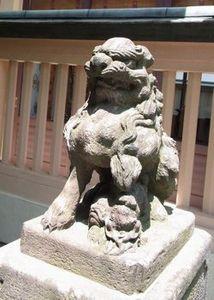 高輪神社10