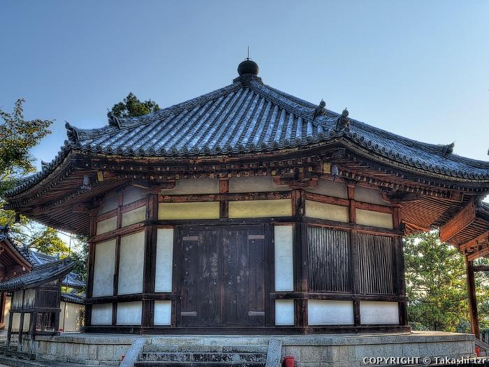 法隆寺西円堂
