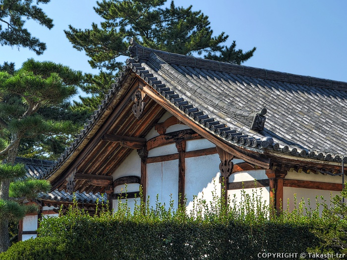 法隆寺食堂