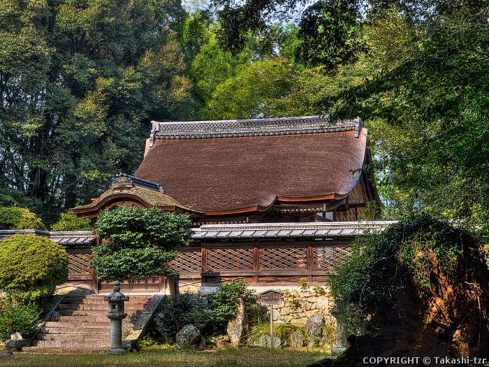 園城寺新羅善神堂