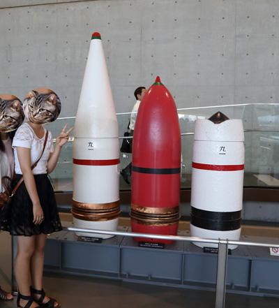 戦艦大和の46cm主砲砲弾
