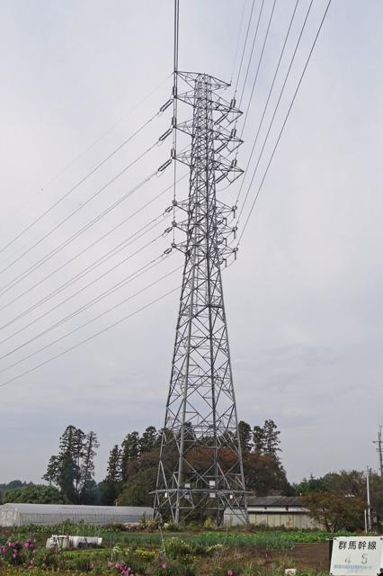 群馬幹線415号鉄塔