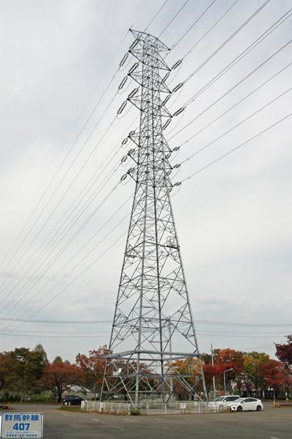 群馬幹線407号鉄塔