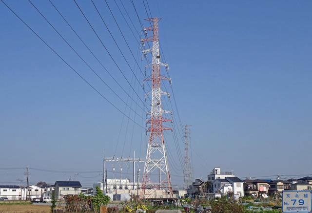 京北線79号鉄塔