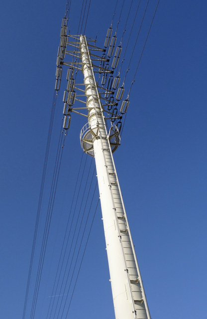 東京電力川世線50号鉄塔