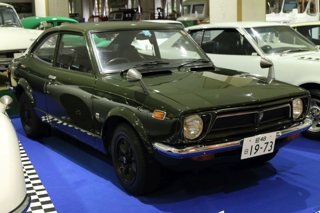 05_Toyota_1973_スプリンタークーペ トレノ1600