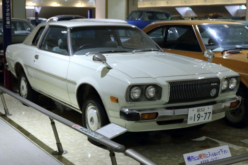10_Mazda_1977_コスモ Lリミテッド