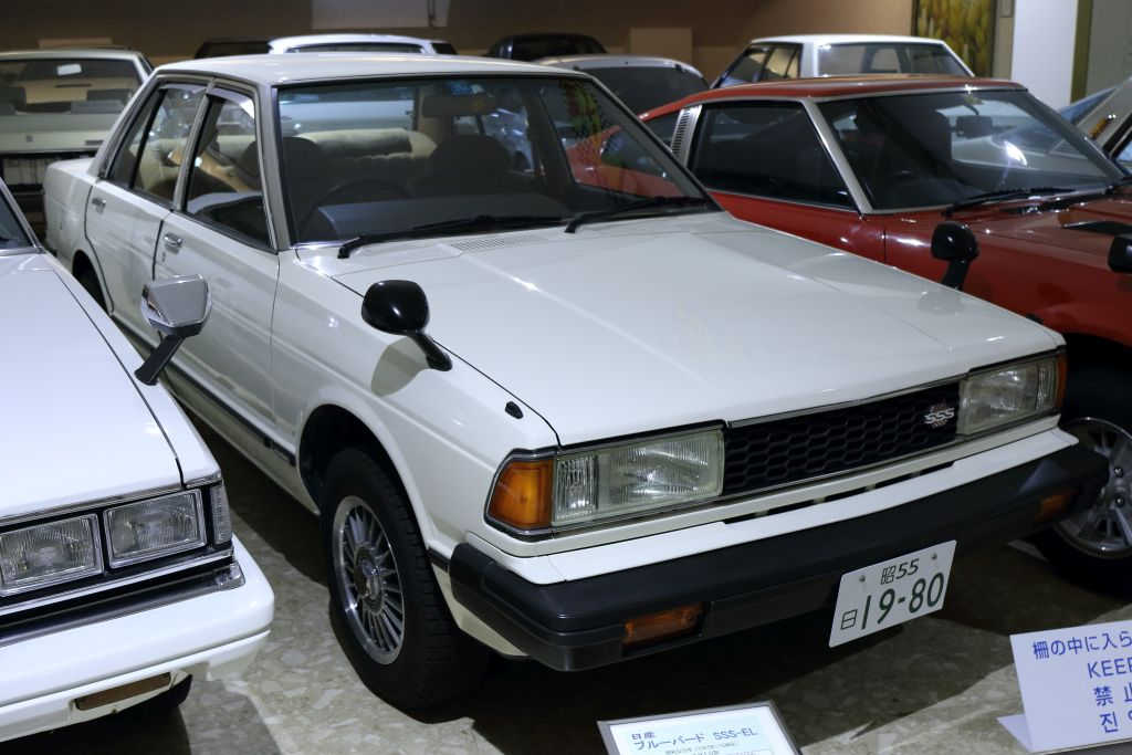 13_Nissan_1980_ブルーバード SSS-EL