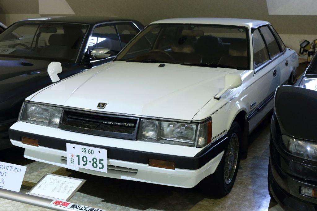 14_Nissan_1985_レパード 30V6ターボ グランドエディション